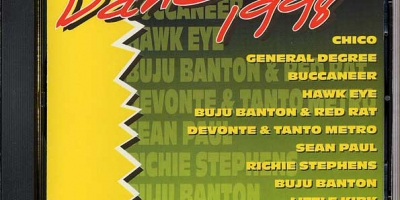 Dancehall 1998 by Various Artists