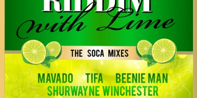 The Soca Mixes With Lime - Overproof Riddim by Various Artists