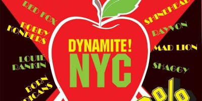 100% Dynamite! NYC - Dancehall Reggae Meets Rap In New York City by Various Artists