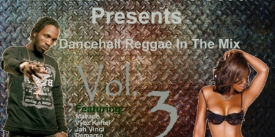 Dancehall Reggae In The Mix Vol. 3 by AOS