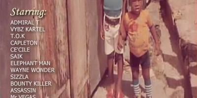 Ti Moun Ghetto Vol. 1 by Arawak Sound