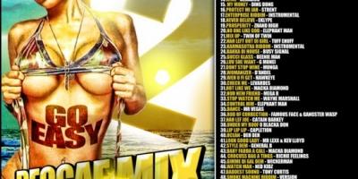 Go Easy Reggae Mix Vol. 2 by DJ Dane One
