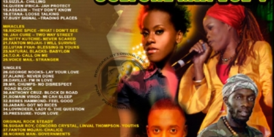 Roots Culture Mix Vol. 4 by DJ Kenny