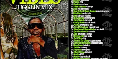 Vibes Jugglin Mix by DJ Kenny