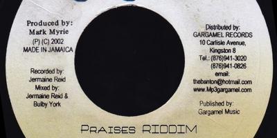 Praises Riddim aka Blood Riddim by Various Artists