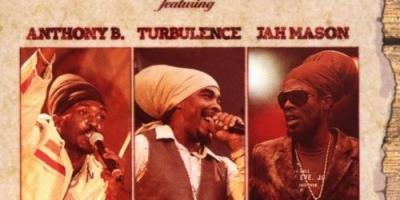 The Pow Pow Trilogy by Anthony B, Turbulence & Jah Mason