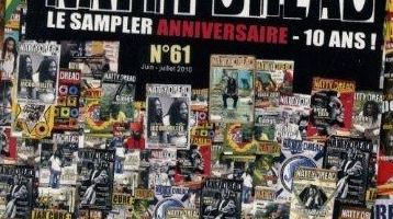 Natty Dread Sampler 61 by Various Artists