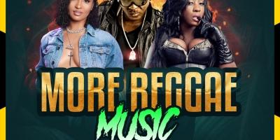 More Reggae Music, Dancehall 01 by Mixtape Magga
