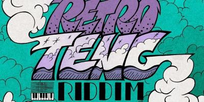 Retro Teng Riddim by Various Artists