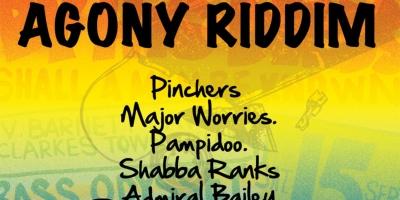 Dancehall's Golden Era Vol. 4 - Agony Riddim by Various Artists