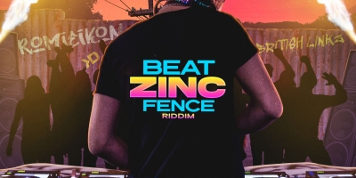 Beat Zinc Fence Riddim by Various Artists