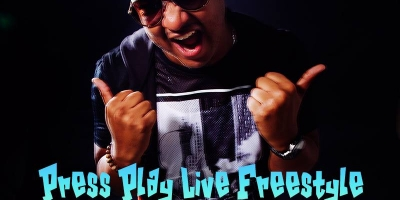Press Play Live Freestyle by DJ Private Ryan
