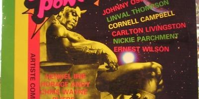Super Power Artiste Compilation Vol. 1 - Enforcer One aka Boxing Riddim by Various Artists