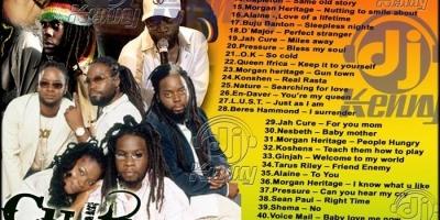 Cultural Hitz Vol. 2 by DJ Kenny