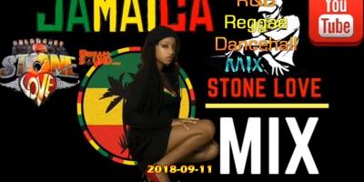 2018-09-11-R&B, Reggae, Dancehall by Stone Love