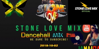 2018-10-02-Dancehall Mix by Stone Love