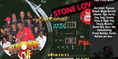 2018-12-11-Dancehall Mix by Stone Love