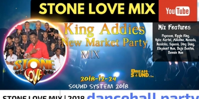 2018-12-24-King Addies-New Market Party Mix by Stone Love
