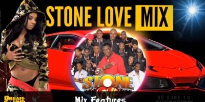 2018-12-08-Dancehall & Reggae Mix by Stone Love