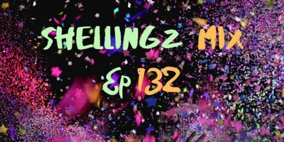 Shellingz Mix EP 132 by DJ Scratch Master