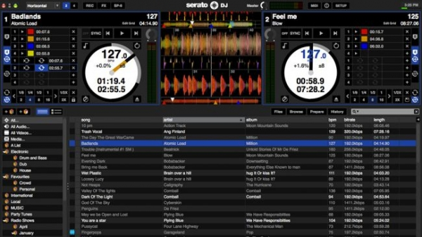Serato DJ Intro's picture, Dream Sound Media